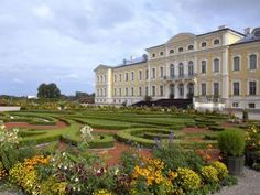 The Half-Century-Long Renovation of Rundale Palace, the Versailles of Latvia Nobel Prize In Literature, Versailles, Ny Times, 18th Century, Architecture, House Styles, Palaces, Baroque, Duke