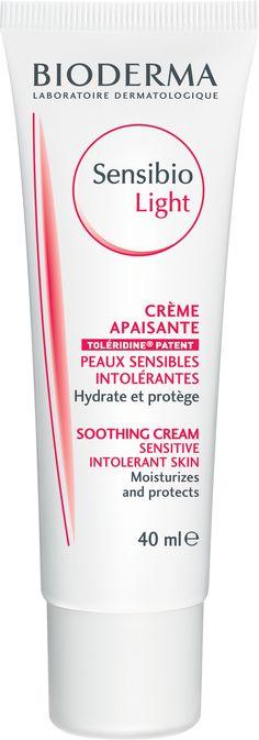 caroline hirons Bioderma Sensibio Light- Soothing Cream - to try