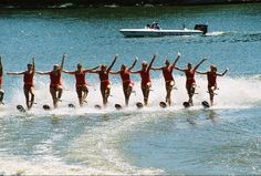 Incorporated in 1967, the Ski Broncs continue as a passionate group of amateur show ski performers. Spend an evening outside on the beautiful Rock River watching the Ski-Broncs, a world-class waterski team. Free shows run from Memorial Day to Labor Day. Concessions are available. Performances are every Wednesday and Friday at 7:00 p.m. May 25, 2012 through August 31, 2012.