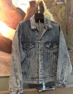 Vintage Levi's Jacket / Acid Washed Levi's Jacket / by thesoupison, $32.00