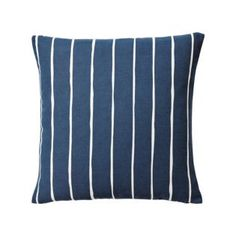 Jamesport Stripe Outdoor Pillow Cover Throw pillow for living room Outdoor Pillow Covers, Throw Pillow Covers, Designer Throw Pillows, Decorative Throw Pillows, Coastal Decor, Decoration, Lily, Backyard, Patio