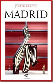 Turen går til Madrid af Christian Martinez, ISBN 9788756798280