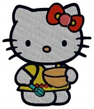 Kitty brother free free machine embroidery designs to download