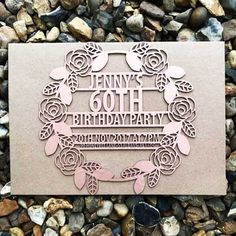A selection of tasteful birthday invitations chosen by a professional party planner 50th Birthday Party Invitations, 40th Birthday Parties, Photo Invitations, 80th Birthday, Printable Invitations, Invitation Ideas, Wedding Invitation, Invite, 50th Birthday Party Ideas For Men