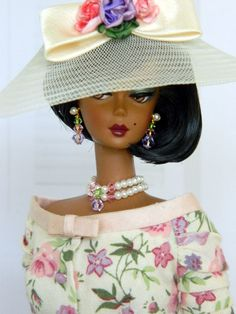 OOAK Handmade Fashion for Silkstone/Vintage Barbie & Fashion Royalty Dolls~Joby