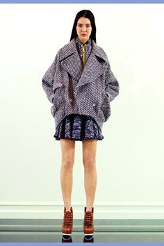 kenzo! love what Carol and Humberto are doing there, want this coat