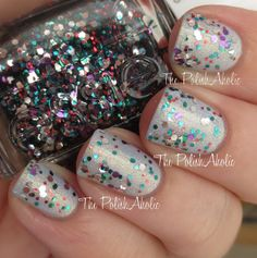 The Polishaholic Essie Holiday 2017 Luxeffects Collection Swatches Polish Nail Polishes Bridal