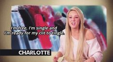 I'm free, I'm single and I'm ready for my clit to tingle! Charlotte Geordie, Charlotte Letitia, Charlotte Crosby, Single Again, Im Single, Single Ladies, Geordie Shore Quotes, My Life Quotes, Im Ready