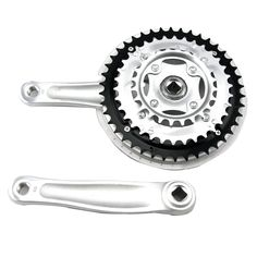 Sale 14% (36.99$) - Bike Bicycle Chainwheel Cranksets Speed Crankset Cranks 42T