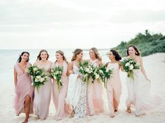 A Mexico Destination Wedding in Playa Del Carmen | Carrie House Photography