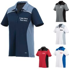 "Promotional Women's Martis Short Sleeve Polo Shirts: Available Colors: White/Light Grey/Black, White/Olympic Blue/Black, Team Red/Black/Light Grey, Navy/Steel Grey/White, Steel Grey/Black/White. Product Size: XS, S, M, L, XL, 2XL. Imprint Area: CHEST, Horizontal,Centered on Left Chest 4.00"" H x 4.00"" W, CHEST, Horizontal,Centered on Right Chest 4.00"" H x 4.00"" W Product Weight: 38. Packaging: 12.99. Material: Micro Polyester. #Martis4women #promotionalproduct #shortsleeve"