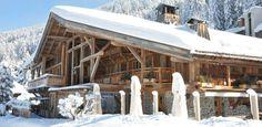 Hôtel à Flaine   Station de Ski Haute Savoie   Luxe   Les Servages d'Armelle
