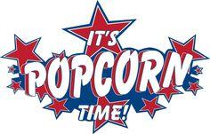 Popcorn Box Clip Art | Fall 2014 Popcorn Sale