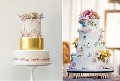 A Midsummer Night's Dream Wedding Cake by Rosalind Miller left and Ana Parzych right Beautiful Cake Designs, Beautiful Wedding Cakes, Beautiful Cakes, Amazing Cakes, Wedding Night, Dream Wedding, Wedding Cake Inspiration, Wedding Ideas, Wedding Shoot