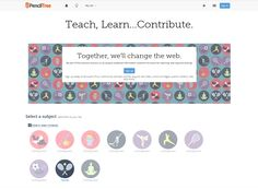 PencilTree allows anyone to learn a new skill by watching free organized video tutorials. Learn any subject on the fly, and master it in no time. Everything is created by the experts in the community, so you can bet you are watching the best tutorials. For a limited time, you can earn free company shares by signing up.