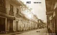 Juan Diego Vejarano Moreno. FOTOS ANTIGUAS SANTIAGO DE CALI TOMADA DE CALI VIEJO y CALI DE AYER