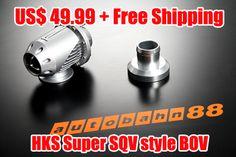 HKS Super SQV style BOV Blow Off Valve - Autobahn88.com CAPT017 - More details click here: http://autobahn88-au.com/shop/en/