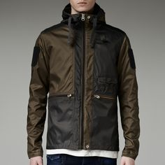 G-Star RAW - Yukon Hooded Patch Jacket - Men - New arrivals