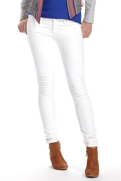 Mother Looker Skinny Jeans #anthropologie