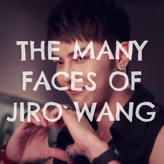 The Many Faces of Jiro Wang. Which one is your favorite?  Watch them all in Viki Exclusive 'The Crossing Hero'
