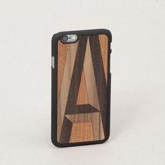 Custom letter case for the type lovers <3 #woodd #lettering #letters #letterdesign