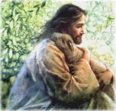 """Jesus said, """"I came that they may have life, and may have it abundantly. I am The Good Shepherd; The Good Shepherd lays down His life for the sheep."""