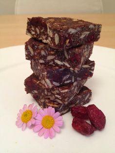 Yummy Chocolate Seed Bars - Raw - gluten/wheat/grain free, dairy free, nut free, refined sugar free, egg free