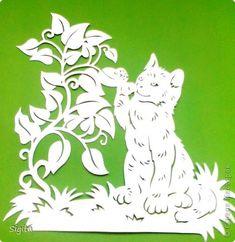 Кошка. Копия. фото 2