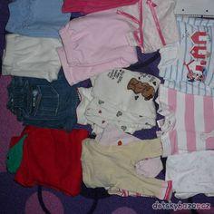 Dětské oblečení vel. 74 z bazaru za 35 Kč | Detskybazar.cz