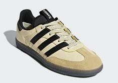 100% authentic f7d66 5ea89 adidas Samba OG MS Black Yellow BD7523 + BD7541 Store List