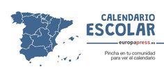 Calendario Escolar 2016 - 2017 por Comunidades Autónomas