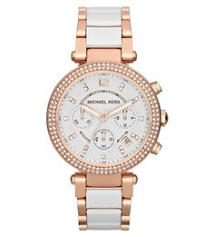 MICHAEL KORS MK5774 Parker rose gold-plated watch