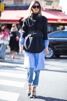 The Best Street Style Looks From Paris Fashion Week   Fashionista