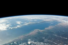 Mexico and the Gulf of California, seen from the International Space Station