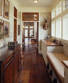 lowcountry river house - traditional - hall - charleston - Frederick + Frederick Architects