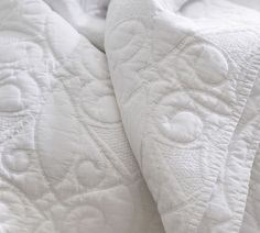 Washed Cotton Quilt & Sham | Pottery Barn