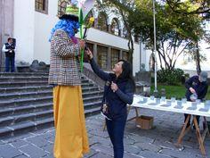 Hubo Sanqueros, Malabares, Murgas y muchas más atracciones en Hecho en Casa, la Fiesta  de la Cultura.