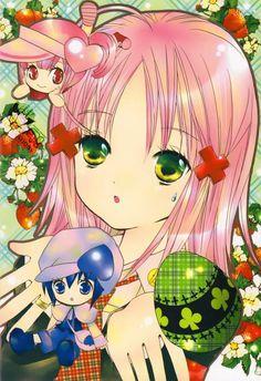 Tags: Anime, Shugo Chara!, Hinamori Amu, PEACH-PIT, Miki (Shugo Chara!)