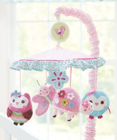 Look what I found on #zulily! Summer Infant Who Loves You Musical Mobile Crib by Summer Infant #zulilyfinds