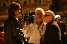 Jagger and Scorsese