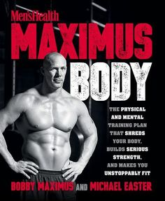 Bobby Maximus 21-Day Summer Shred Workout Plan - Get Maximus Body Abs For Summer