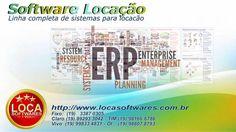 Software locação de equipamentos para eventos