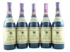 1984 - Barolo Marcenasco - Renato Ratti - 5 Btl.  Bottiglie perfette.Alle onze wijnen worden vervoerd met goede verpakking gedekte verzekeringspolis.De producten zijn voorbereid en verzonden binnen 1-3 werkdagen.De levertijd zal zijn van 1/3 werkdagen voor Italië en 3/10 werkdagen voor Europa en de Rest van de wereld.De levertijd kan variëren naargelang de gezanten redenen aan douane- of verladers.Levering zal geschieden zodra de We Care voor het nummer van de scheepvaart zorgt en de koerier…