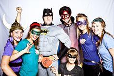 Rethink Romp 2010 | #superhero #masks #dressup #batman #creative #inspiration #ideas #crimsonphotos | Photography By: Crimson Photos