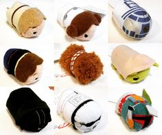 @hammond2576 !!!!!!!!!!!!!!!!!!!!!!! OMG THIS IS AMAZING!!!!!!!!!!!!Sneak Peek of the Star Wars: The Original Trilogy Tsum Tsum Collection