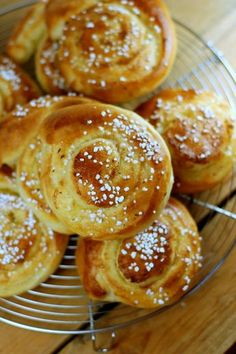 Hot Cocoa Recipe, Cocoa Recipes, Baking Recipes, Dessert Recipes, Bagan, Sourdough Recipes, Bread Bun, Cheesecake, Swedish Recipes