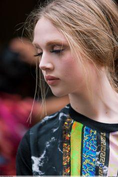 Tears Holly Rose Emery Ulyana Sergeenko - Paris Fashion Week HC AW14
