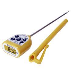 Taylor Slimline Digital Pocket Thermometer   CHEFScatalog.com