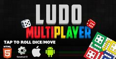 "Buy Ludo Multiplayer - Game (CAPX) by freakxapps on CodeCanyon. Old Classic Board game is back ""Ludo Multiplayer"". So like old times choose your color Red, Green, Blue and Yellow. Ecommerce, Wordpress Plugins, Classic Board Games, Game Engine, Android, Web Design Tutorials, Website Template, Book Design, Coding"