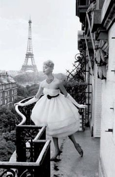 "notordinaryfashion:  "" Christian Dior 1958  """